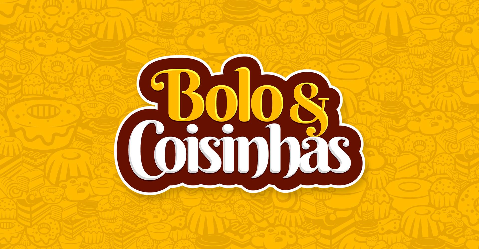 Criação de Logotipo - Confeitaria Bolo e Coisinhas Valinhos