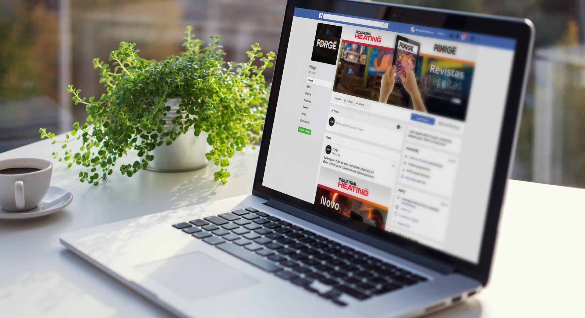 Personalização de redes sociais