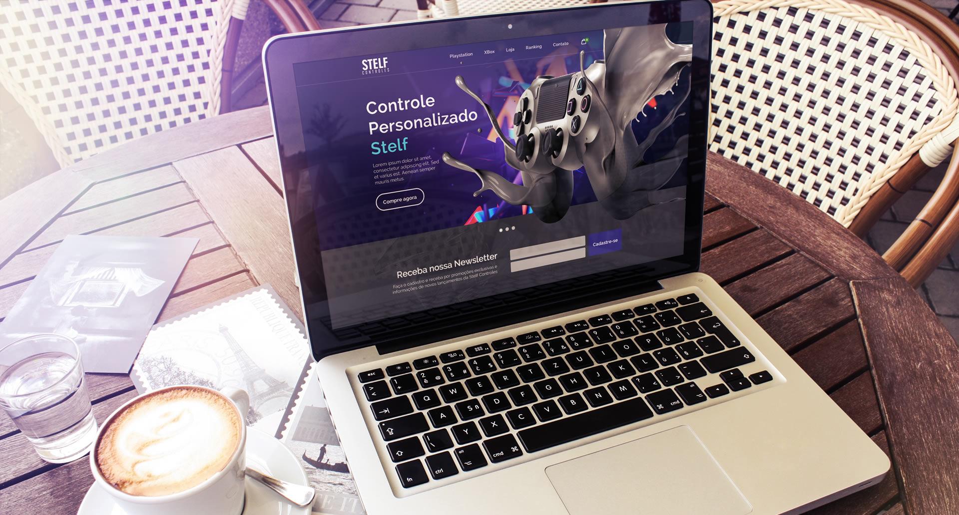 Desenvolvimento de Loja Virtual (E-commerce)